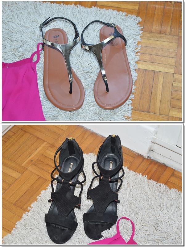 Sandales H&M Talons Pimkie